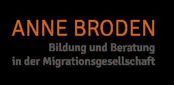 Anne Broden - Bildung und Beratung in der Migrationsgesellschaft